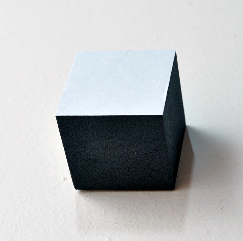 Foam cubes 2 x 2 x 2 self adhesive stagestep for Foam block floor