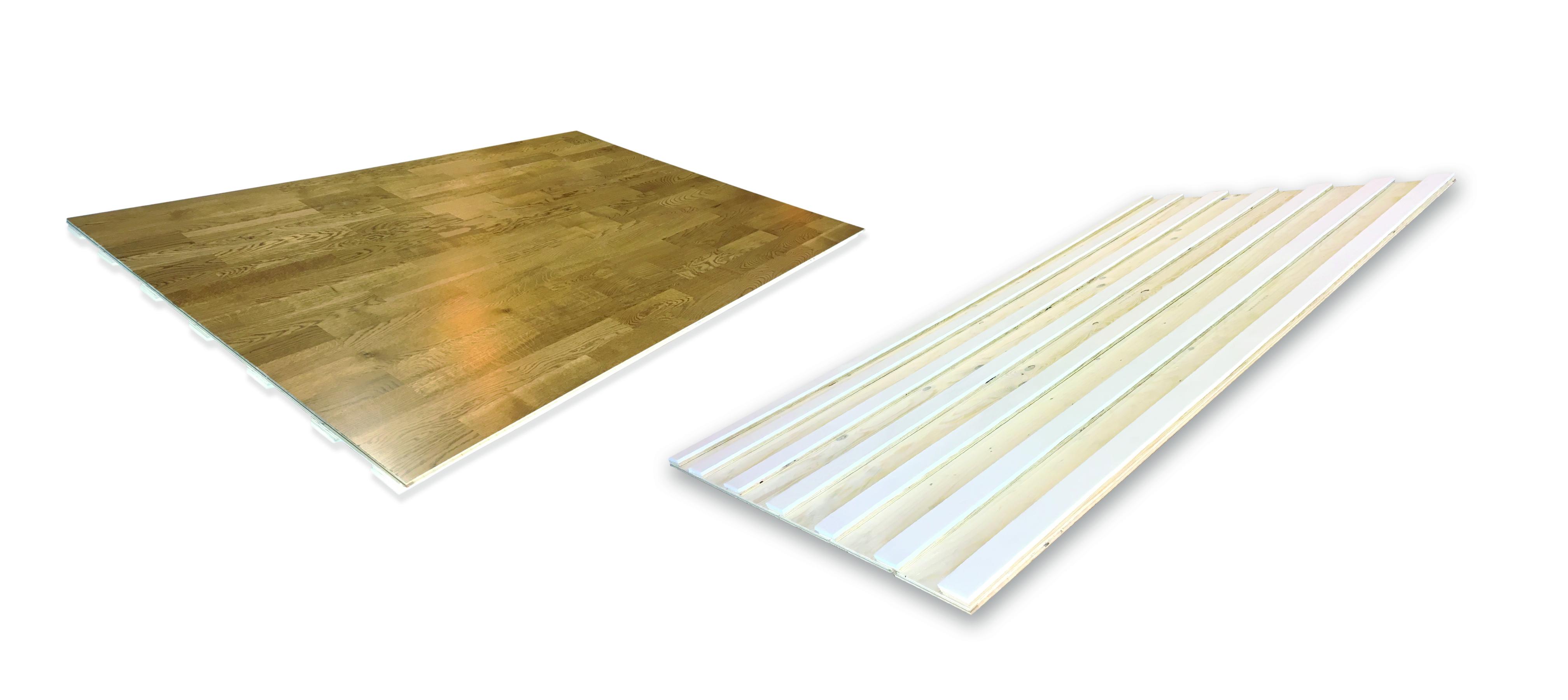 100 Tap Dance Floor Board Kit Dance Flooring