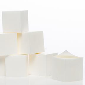 Foam Cubes 2 x 2 x 2 self adhesive