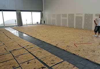 Dance flooring supplies stagestep for Marley floor price