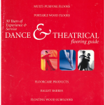 Innovative Dance Flooring… The History of Stagestep