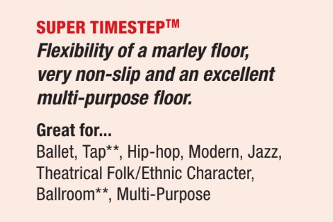 super timestep dance floor