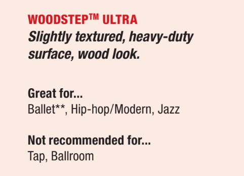 woodstep ultra dance floor